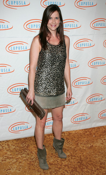 photo kellie martin actress kellie martin attends the 7th annual lupusKellie Martin 2009