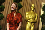 Actress Nicole Kidman arrives at the 83rd Academy Awards nominations luncheon held at the Beverly Hilton Hotel on February 7, 2011 in Beverly Hills, California.