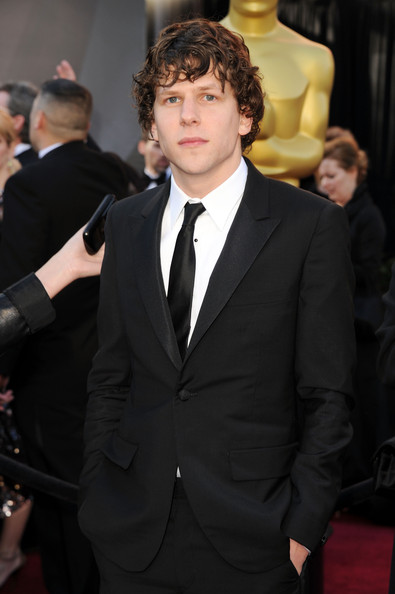 Actor Jesse Eisenberg arrives at the 83rd Annual Academy Awards held at the Kodak Theatre on February 27, 2011 in Hollywood, California.