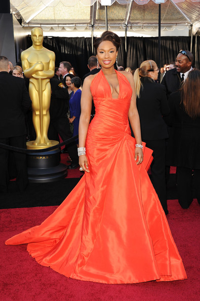 Singer/actress Jennifer Hudson arrives at the 83rd Annual Academy Awards held at the Kodak Theatre on February 27, 2011 in Hollywood, California.