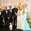 Penelope Ann Miller and Uggie Photos