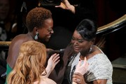 Viola Davis and Octavia Spencer Photos Photo