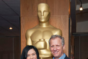 Barbara Kopple (L) and Rob Epstein arrive T THE 86th Annual Academy Awards Oscar Week Celebrates Documentaries at AMPAS Samuel Goldwyn Theater on February 26, 2014 in Beverly Hills, California.