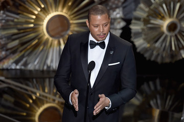 This Is the Real Reason Terrence Howard Choked at the 2015 Oscars