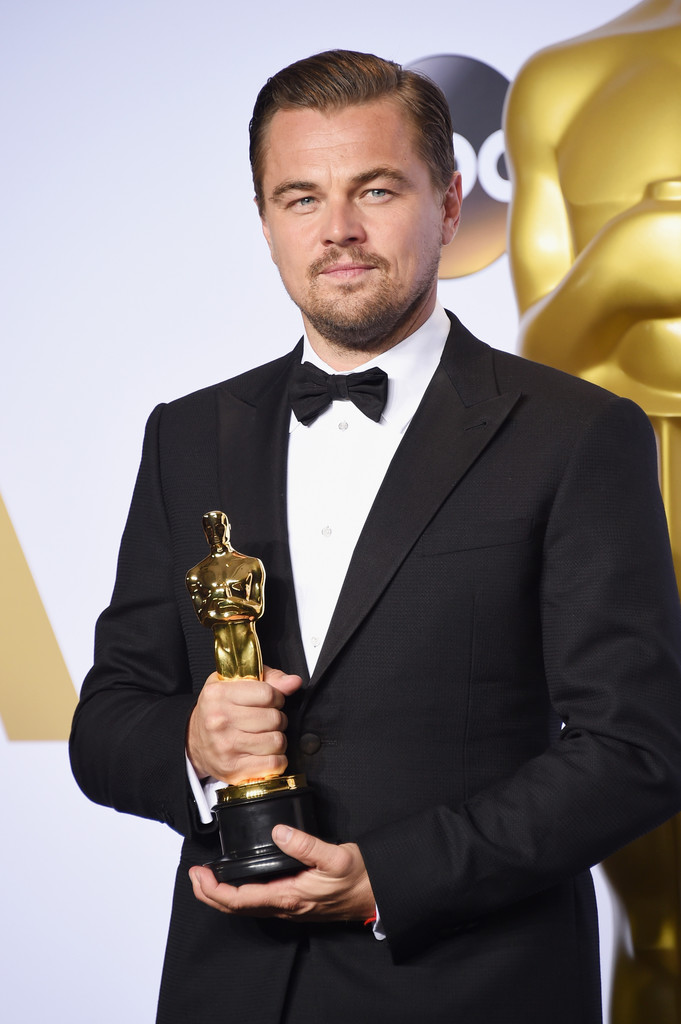 Leonardo DiCaprio Photos Photos - 2016 Academy Awards - Oscars Press
