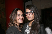"""Isabella Brewster and Jordana Brewster attend the 88th Birthday Of TLC Chinese Theater IMAX, Honoring Justin Lin, Zhao Wei And Huang Xiaoming with Iconic Imprint Ceremony"""" at TCL Chinese Theatre on June 3, 2015 in Hollywood, California."""