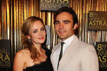 Dustin Clare Camille Keenan 8th Annual ASTRA Awards
