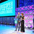 Casey Allen Photos - Musicians Season & Snare accept the award for Periscoper of the Year onstage at The 8th Annual Shorty Awards at The Times Center on April 11, 2016 in New York City. - Casey Allen Photos - 10 of 12