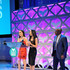 Al Roker Photos - Merrell Twins accept the award for YouNower of the Year at The 8th Annual Shorty Awards at The Times Center on April 11, 2016 in New York City. - The 8th Annual Shorty Awards - Ceremony