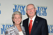 "Judy Coughlin (L) and husband/New York football Giants head coach Tom Coughlin attend the Tom Coughlin 8th Annual ""Champions For Children"" Gala at Cipriani 42nd Street on October 12, 2012 in New York City."