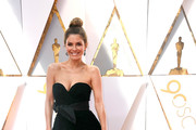 Maria Menounos attends the 90th Annual Academy Awards at Hollywood & Highland Center on March 4, 2018 in Hollywood, California.