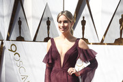 Renee Bargh attends the 90th Annual Academy Awards at Hollywood & Highland Center on March 4, 2018 in Hollywood, California.