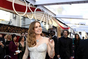 Amy Adams attends the 91st Annual Academy Awards at Hollywood and Highland on February 24, 2019 in Hollywood, California.