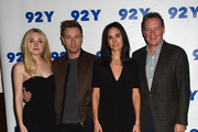 Dakota Fanning, Ewan McGregor, Jennifer Connelly and producer Gary Lucchesi attend the 92Y Reel Pieces for the film 'American Pastoral' at 92nd Street Y on October 18, 2016 in New York City.