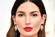 Lily Aldridge attends the 92nd Annual Academy Awards at Hollywood and Highland on February 09, 2020 in Hollywood, California.