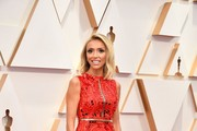 Giuliana Rancic attends the 92nd Annual Academy Awards at Hollywood and Highland on February 09, 2020 in Hollywood, California.
