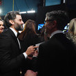 Mark Taylor and Oscar Isaac