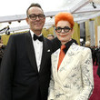 Sandy Powell and Christopher Peterson Photos