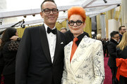 Sandy Powell and Christopher Peterson Photos Photo