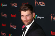 Liam McIntyre attends the 9th AACTA International Awards at Mondrian Los Angeles on January 03, 2020 in West Hollywood, California.