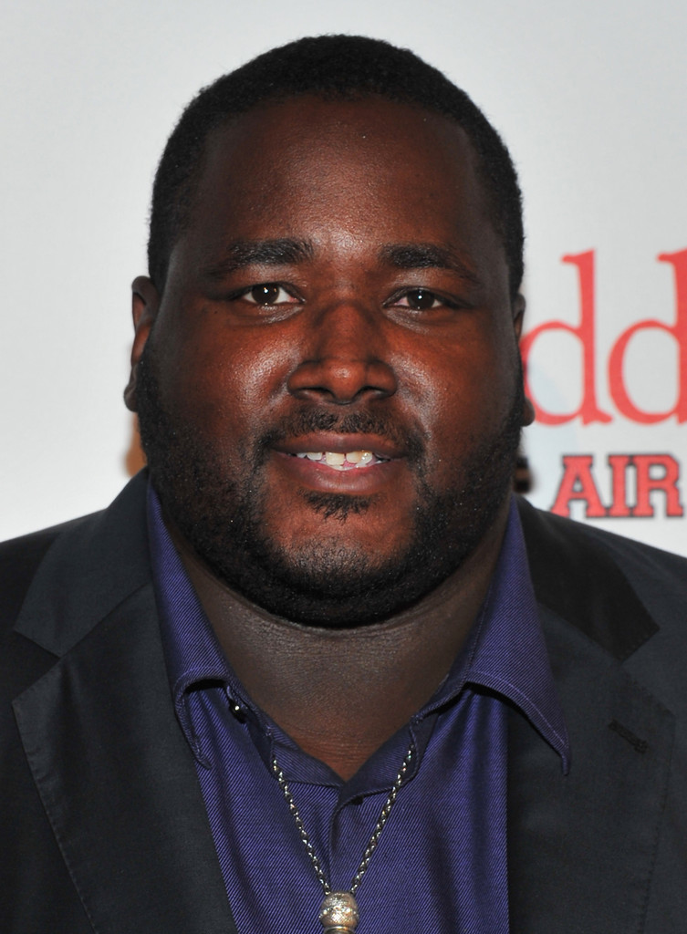 Quinton Aaron in 9th Annual Living Legends Of Aviation ...