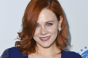 Maitland Ward attends the 9th Annual Thirst Gala at The Beverly Hilton Hotel on April 21, 2018 in Beverly Hills, California.