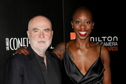 Ged Doherty and Oge Egbuonu attend the 9th Hamilton Behind The Camera Awards at Exchange LA on November 6, 2016 in Los Angeles, California.