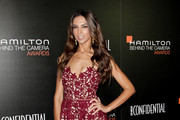 Terri Seymour attends the 9th Hamilton Behind The Camera Awards at Exchange LA on November 6, 2016 in Los Angeles, California.