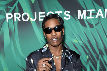 A$AP Rocky Artsy Projects Miami Presented by Gucci With Bombay Sapphire