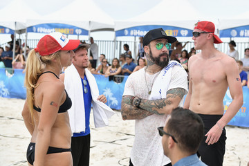 A.J. McLean iHeartSummer '17 Weekend By AT&T, Day 2 - Daytime