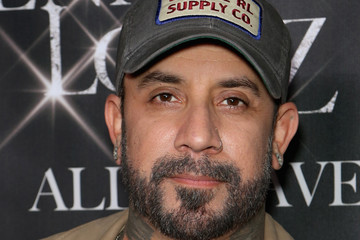 "A.J. McLean ""JENNIFER LOPEZ: ALL I HAVE"" Finale After Party"