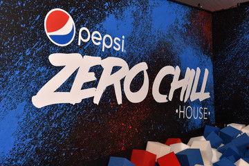 A-Trak A-Trak Visits The Pepsi Zero Chill House At Lollapalooza In Chicago