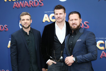 A.j. Buckley 53rd Academy Of Country Music Awards - Arrivals