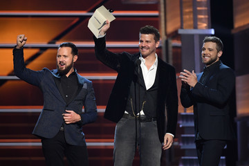 A.j. Buckley 53rd Academy Of Country Music Awards - Show