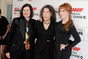 Lily Tomlin and Kathy Griffin Photos Photo