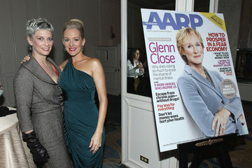 Patricia Ward Kelly AARP Magazine's 11th Annual Movies For Grownups Awards Gala - Cocktails