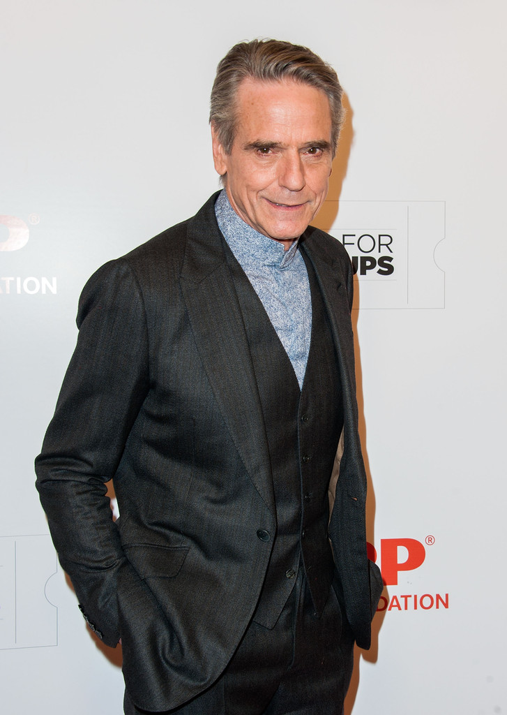 Jeremy Irons Photos Photos - 14th Annual Movies for ...  Jeremy Irons Ph...
