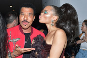 """Lionel Richie and Andra Day attend ABC's """"American Idol"""" Finale  on May 19, 2019 in Los Angeles, California."""