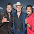 Lionel Richie and Luke Bryan Photos
