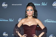 """Andra Day attends ABC's """"American Idol"""" Finale  on May 19, 2019 in Los Angeles, California."""