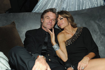 """Lisa Rinna ABC's """"Dancing With The Stars"""" 200th Episode Red Carpet"""