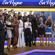 En Vogue and George Stephanopoulos