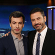 Jimmy Kimmel and Nathan Fielder Photos