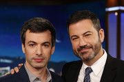 Jimmy Kimmel and Nathan Fielder Photos Photo