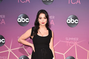 Auli'i Cravalho attends ABC's TCA Summer Press Tour Carpet Event on August 05, 2019 in West Hollywood, California.