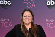 Camryn Manheim attends ABC's TCA Summer Press Tour Carpet Event on August 05, 2019 in West Hollywood, California.
