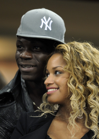 Mario Balotelli with beautiful, Single