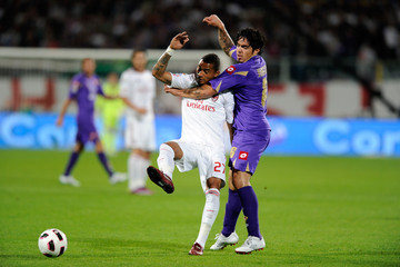 Prince Kevin Boateng ACF Fiorentina v AC Milan - Serie A