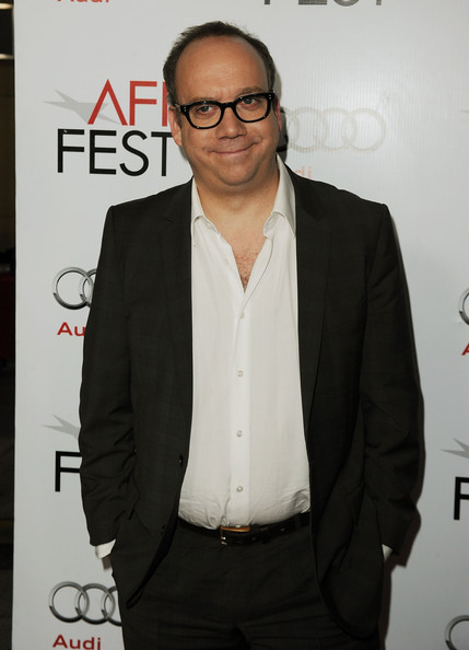 "Actor Paul Giamatti arrives at ""Barney's Version"" screening during AFI FEST 2010 presented by Audi held at Egyptian Theatre on November 6, 2010 in Hollywood, California."