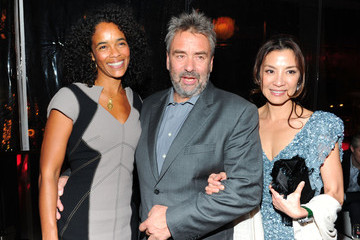 """Michelle Yeoh Luc Besson AFI FEST 2011 Presented By Audi -""""The Lady"""" Centerpiece Gala - After Party"""